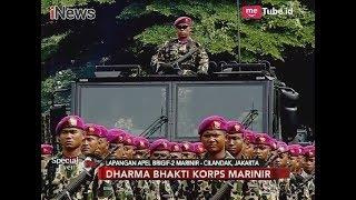 Download Video Upacara Militer Peringatan Perayaan HUT Ke-72 Marinir - Special Event 15/11 MP3 3GP MP4