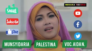 MUNSYIDARIA - DAMAILAH PALESTINA [OFFICIAL VIDEO HD 1080]