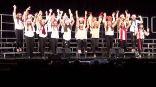 srhs 2012 winter choral concert zat you santa clause
