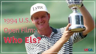 1994 U.S. Open Film: Who Els?