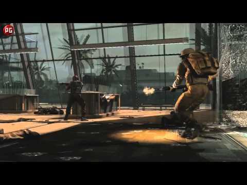 """Max Payne 3 """"Интервью с новым геймплеем"""" RUS"""
