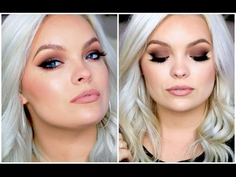 Smokey Cat Eye Makeup Tutorial | Brianna Fox