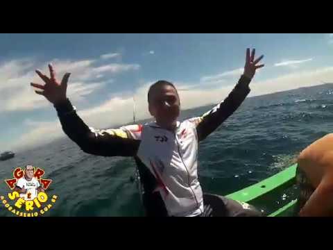 Rogerinho o maior pescador de Mar de Juquitiba