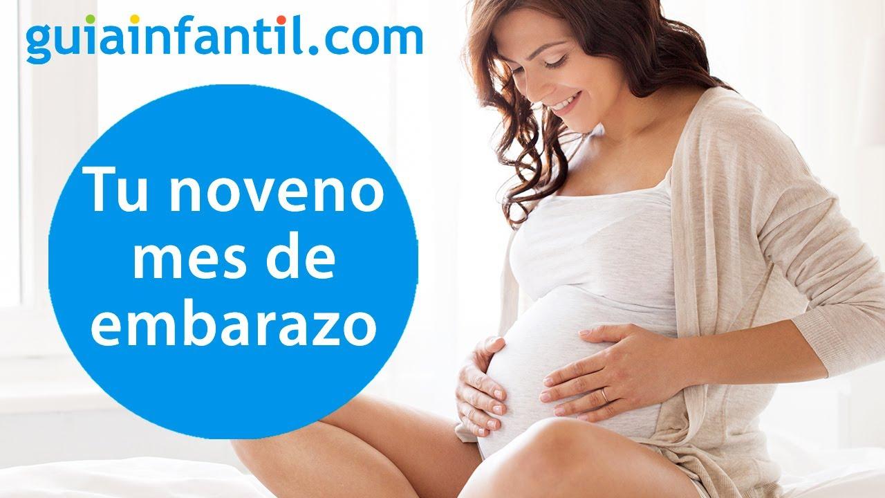 Tu noveno mes de embarazo | Así crece tu bebé, así cambia tu cuerpo ????