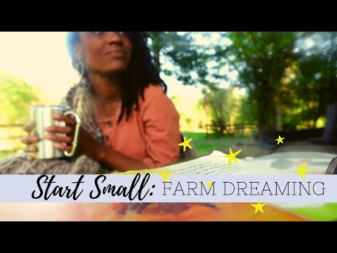 You CAN START a Small HOMESTEAD NOW! | Encouragement for Small Space Homestead Dreamers