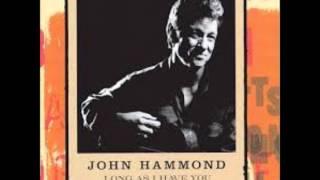JOHN HAMMOND (N.Y , U.S.A) - So Many Roads, So Many Trains