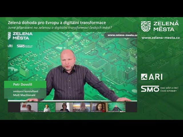 European Green Deal and digital transformation 6
