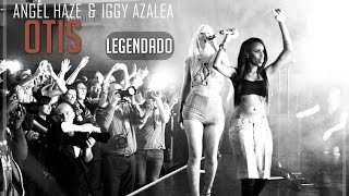 Angel Haze - Otis (Freestyle) Feat. Iggy Azalea (Legendado)