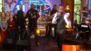 "Anthony Hamilton Singing ""Falling In Love"" Live"