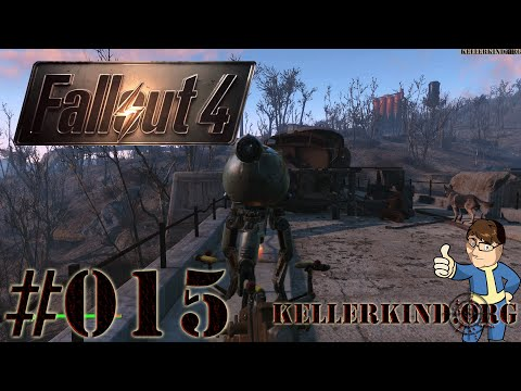 Fallout 4 [HD|60FPS] #015 - Supermutanten und andere Kreaturen ★ Let's Play Fallout 4