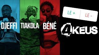 4Keus : Le + Drôle, Le + Timide, Le   Patient, Le + Colérique, Le + Relou,  Le + Séducteur