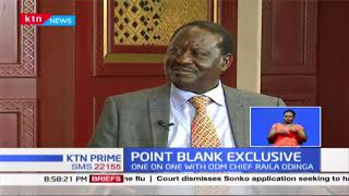 Raila Odinga has asked DP Ruto to join in the fight against corruption