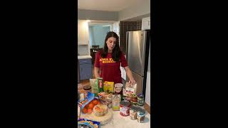 Grocery Shopping & Pantry Ideas from Cyclone Fuel