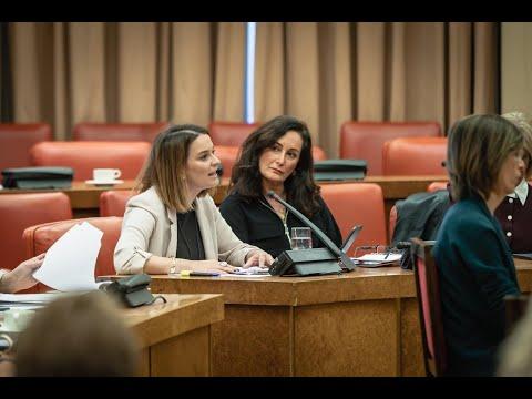 Intervención de Marga Prohens en la Comisión de Igualdad del Congreso