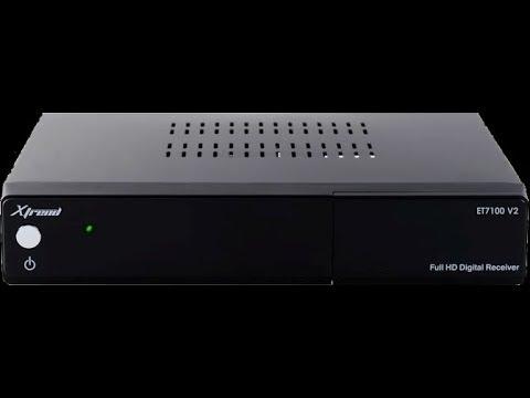 ET7100 V2 Hybrit DVB-T/T2/C Box mit CI, Freenet geht mit Passenden CI Modul