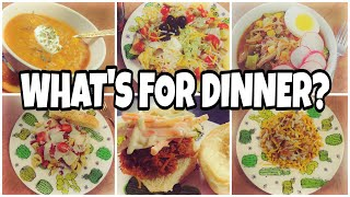 WHAT'S FOR DINNER? · Family Dinner Ideas · What We Ate This Week · February 24 - March 2, 2019