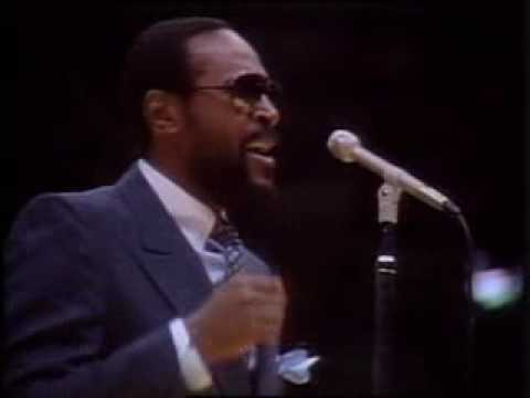 Marvin Gaye - National Anthem