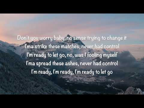 Cage The Elephant - Ready To Let Go (Lyrics | Cover By Babyredfox)