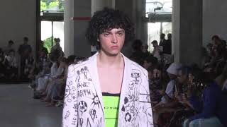 Andrea Crews Paris Man SS 2020