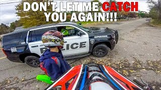COOL & ANGRY COPS | POLICE vs MOTORCYCLE |   [Episode 93]