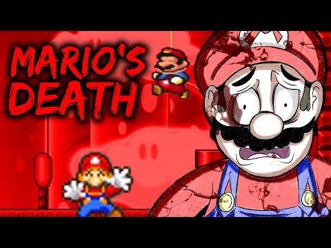 MARIO'S DEATH! [MARIO HORROR GAME - DISTURBING AS HELL] - GOOD MARIO.EXE Game!