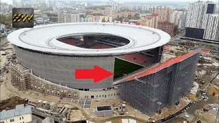 Top 7 Russia World Cup Stadiums [Beautiful Building?]