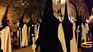 preview picture of video 'Procesiones de Semana Santa en Santander (Cantabria)'