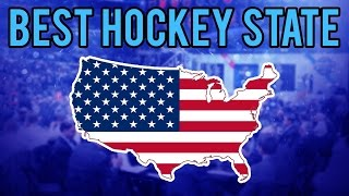 Who is the Best Hockey State?