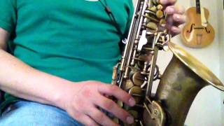 La Yaquesita Saxofón 🎷 - Los Tigres del Norte