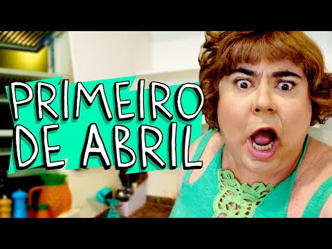 DONA HELENA PRIMEIRO DE ABRIL