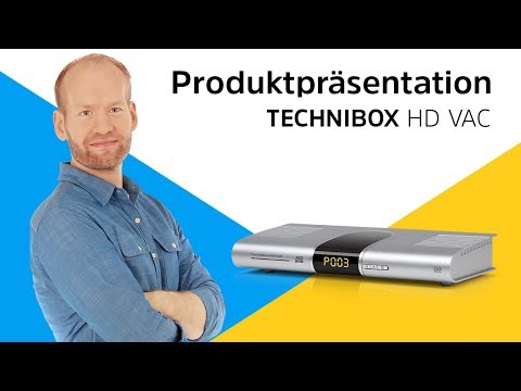 TechniSat TechniBox HD VAC (DVB-S2)