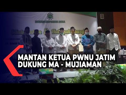 mantan ketua pwnu jatim dukung ma-mujiaman