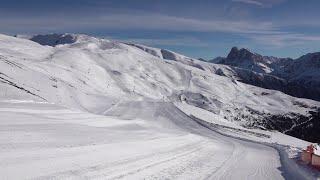 video: Ghostly Italian ski resorts pray for January relaunch