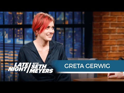 Greta Gerwig Was Obsessed with Leonardo DiCaprio as a Teen