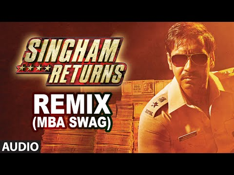 Singham Returns - MBA Swag Remix