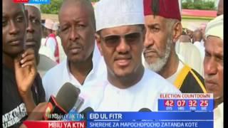 EID UL FITR : Waislamu wakamilisha mwezi wa mfungo