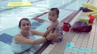 How to Introduce Your Baby to the Pool
