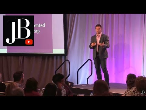 July 20th, 2018 CNST Keynote Presentation | Service Oriented Leadership | Jeff Butler