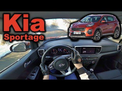 POV test drive   2020 Kia Sportage 1.6 CRDi