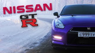 ОБЗОР ОТ ВЛАДЕЛЬЦА   Nissan GT-R R35 тебе по карману!?   ДРИФТ НА GT-R   molchanov_u