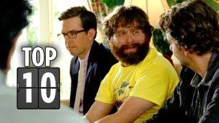Top Ten The Hangover Moments (2013) - Bradley Cooper, Zack Galifianakis Movie HD