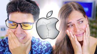 NOS ROMPEN LA MANZANITA!!!!!!! iPhone 11