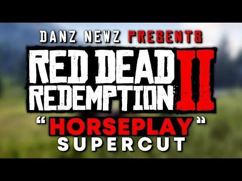 """RDR2 """"Horseplay"""" A Silly Supercut by Danz Newz"""