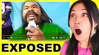 PZ9 SHAVING BEARD YouTube Video Found! Spy Ninjas Reacts to and Pranks HAckers Vlog Challenge