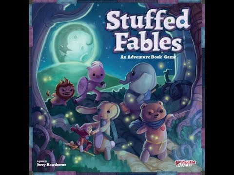 The Purge: # 1875 Stuffed Fables: THE Adventure game to play with your kids...bar none...Watch this Video to enter a world with your Kids that will bring great joy!