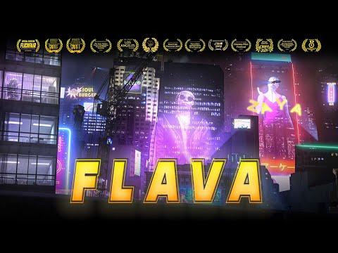 FLAVA - Sci-Fi Short Film *Award Winning*