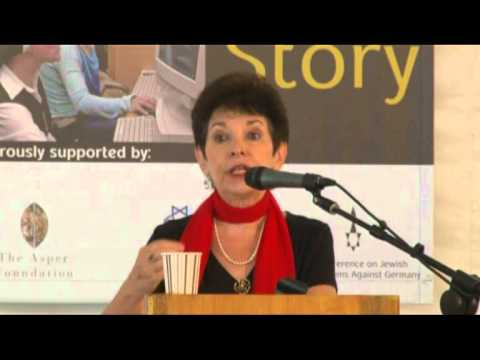 Professor Dina Porat, Yad Vashem Chief Historian, Antisemitism and Nazi Racial Ideology [01:21:35 min]