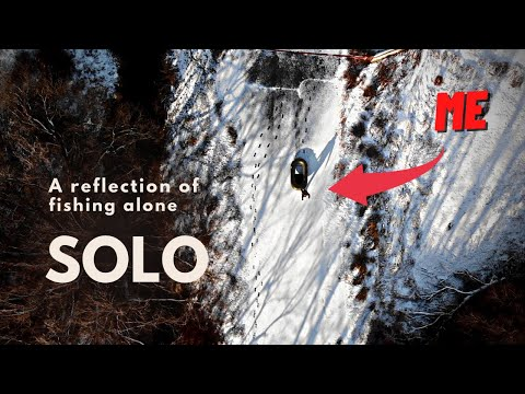 Solo | Reflecting on fishing alone