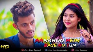 Aankhon Mein Base Ho Tum    Hit 90's Bollywood Songs    RAHUL DUTTA    Ft.Raj & Liz    90's Melody