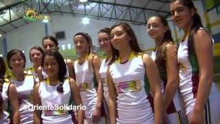 Invitación Primera Copa Nacional de Baloncesto
